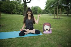Emoji Yoga Exists, And It Is All You Could Ever Want!