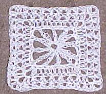 Afghan Square Crochet Pattern - Free Crochet Pattern Courtesy of Crochetnmore.com