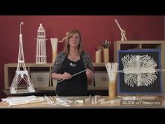 ▶ ArtStraw Architecture - Lesson Plan - YouTube