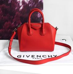 eb0b5d8dcfd9 Givenchy Antigona Mini Backpack Purse