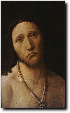 Ecce homo b Antonello da Messina  Galleria Nazionale di Palazzo Spinola (spinola palace) Genova