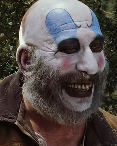 BROTHERTEDD.COM The Devil's Rejects, Carnival, Horror, Face, Painting, Instagram, Carnavals, Painting Art, The Face