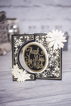 Created with the Circle Centre Card die set from Flip Cards, Die Cut Cards, Swing Card, Crafters Companion Cards, Shaped Cards, Paper Crafts, Card Crafts, Card Making Inspiration, Creative Crafts