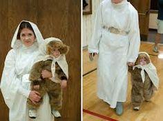 family star wars - baby ewok