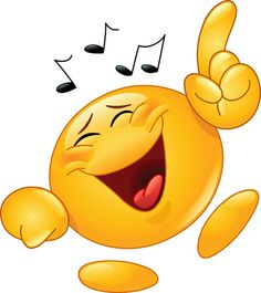 Buy Dancing Emoticon by yayayoyo on GraphicRiver. Emoticon dancing to music Smiley Emoji, Images Emoji, Emoji Pictures, Funny Emoticons, Funny Emoji, Excited Emoticon, Lach Smiley, Dancing Emoticon, Funny Pics