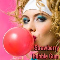 Strawberry Bubble Gum E-Liquid Refill @Pink Spot Vapors