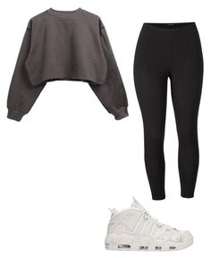 """Untitled #171"" by alessiacaravetta on Polyvore featuring Venus, NIKE and plus size clothing"