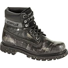 Caterpillar Womens Colorado Work Boot Silver 9 M US *** Be sure to check out this awesome product.
