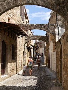 AltstadtRhodos6 - Rhodos (Stadt) – Wikipedia