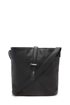 Faux Leather Crossbody | Forever 21 - 1000152403