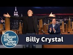 The Tonight Show - Billy Crystal talks about his best friend Robin Williams