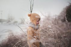 Fall/winter 2015 alpaca knitwear by Miou Kids in soft autumn colours