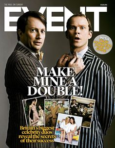 Mitchell & Webb, Aug 3rd 2014  #EventCover
