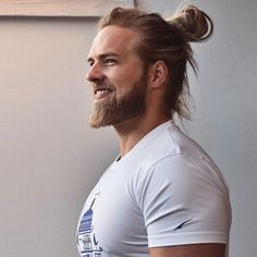 Pin for Later: This Gorgeous Navy Officer Has the Internet in a Tizzy Sporting a Man Bun