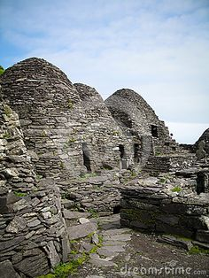 Skellig Michael on the Skellig Isles - #Ireland #Eire - Been here...Loved it!