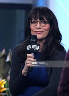 Katey Sagal appears to promote 'Grace Notes' during the BUILD Series at Build Studio on March 31, 2017 in New York City.