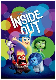 Inside Out Pre-order. This is perfect for gifts for kids!