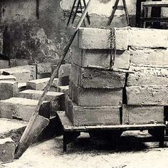 The 80-Pound Block of Savon de Marseille..a little soap never hurt anyone!