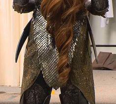 Legolas And Tauriel, Thranduil, Elven Costume, Forest Elf, Elf Clothes, Arwen, Elvish, Movie Props, I Cant Even