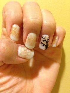 Cute fall nails