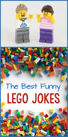 Funny LEGO Jokes for Kids - Jokes - Funny memes - - Funny LEGO Jokes for Kids these silly jokes will make your LEGO fans crack up laughing! Perfect for entertaining kids at a LEGO party etc. The post Funny LEGO Jokes for Kids appeared first on Gag Dad. Funny Jokes For Kids, Silly Jokes, Fun Funny, Kid Jokes, Lego Jokes, Lego Challenge, Star Wars Jokes, Lego Activities, Indoor Activities