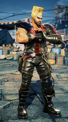 Tekken 7 FR Paul Phoenix