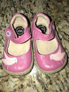 438f4264f6c3 LIVIE   LUCA Pio MaryJanes-Dark Pink w lt Pink-EUC  fashion