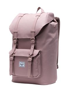 Herschel Rucksack 'Little America Mid-Volume' Damen, Rosa, Größe one size Nylons, Herschel Rucksack, Cute Backpacks, Herschel Supply Co, School Bags, Luggage Bags, Laptop, America, Notebook