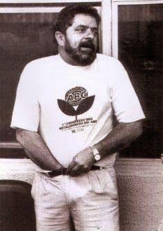 panorama:   Presidente Lula na Zona!!  Só para descontrair!...