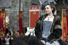 Mary Tudor - the-tudors Photo I just love her clothes. Sarah Bolger is amazing playing Mary and she is so beautiful...