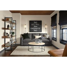 Bedroom Decor Discover Room & Board - Metro Sofa with Chaise - Modern Chaise Sofas - Modern Living Room Furniture Room & Board New Furniture, Living Room Furniture, Broyhill Furniture, Furniture Board, Black Furniture, Furniture Storage, Discount Furniture, Contemporary Furniture, Contemporary Style