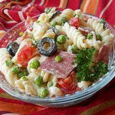 American-Italian Pasta Salad http://allrecipes.com/Recipe/American-Italian-Pasta-Salad/Detail.aspx?src=rotd