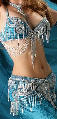 bella professional costume arabic dancer nightclub show