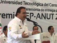 UTCV La Mejor Universidad de México.  Dr. Javier Duarte de Ochoa