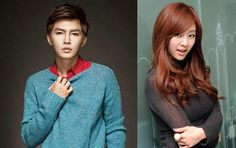 Fahrenheit's Aaron Yan and G.NA sing OST for Taiwanese drama 'Fall in Love With Me'