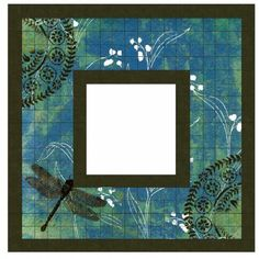 Paper Mosaic Crafts | Ikea malma mirror paper mosaic tutorial