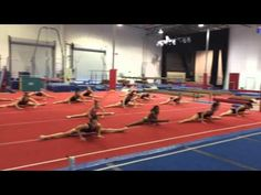 Gymcats don't stop til you get enough! - YouTube