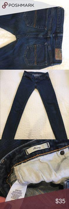 Ralph Lauren Denim. Skinny fit. Size 26/30. Great fit. Skinny. Size 26, length 30. Medium wash. Denim & Supply Ralph Lauren Jeans Skinny
