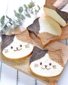 Cute Desserts, Dessert Recipes, Cute Baking, Kawaii Dessert, Good Food, Yummy Food, Cafe Food, Cute Cakes, Aesthetic Food