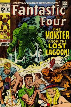 This team, this monster! Ben Grimm's comrades should not be afraid of this alien explorer who also has found Leonardo DiCaprio's secret beach.