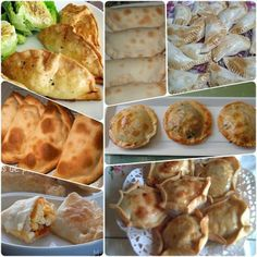 Recetas de Empanadillas al Horno