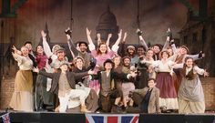 "LORDS of DOGWOOD - Review: Theatre Under The Stars' ""Oliver"""