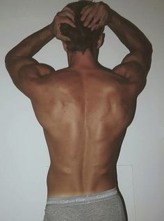 Back Perfect Man, Perfect Body, Skinny Love, Anatomy Reference, Future Boyfriend, Muscle Men, Male Beauty, Guys And Girls, Male Body