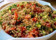 I tabuli sono una sorta di insalata estiva, una ricetta che ben si sposa con la bella stagione e con la voglia di aria aperta. Molto utilizzato dovrà...
