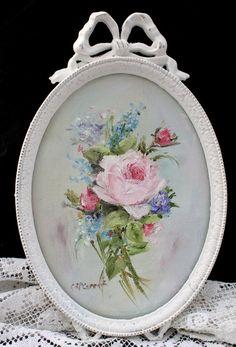 Original Floral Paintings by Gail McCormack