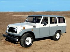 Toyota Land Cruiser FJ55