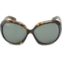 Ray-Ban Jackie Ohh II sunglasses 4098 ($140) ❤ liked on Polyvore