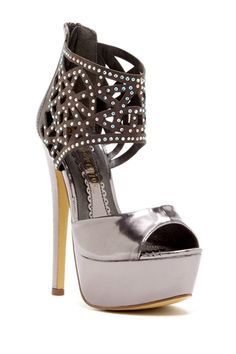 Chase & Chloe Eden Dress Sandal from HauteLook on shop.CatalogSpree.com, your personal digital mall.