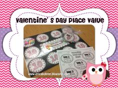 Erica Bohrer's First Grade: Valentine's Day Freebies and Photo Updates