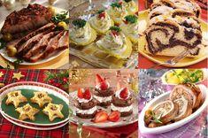 Sursa e-cuisine Pe langa preparatele traditionale pentru masa de Craciun, incearca si retete noi si delicioase, de care te vei indragosti. Pentru aceasta, iti propunem trei idei de meniu pentru masa de sarbatori. Meniu de Crăciun. 3 idei pentru masa de sărbători  Primul meniu de Crăciun  Oua umplute à la russe O combinatie …